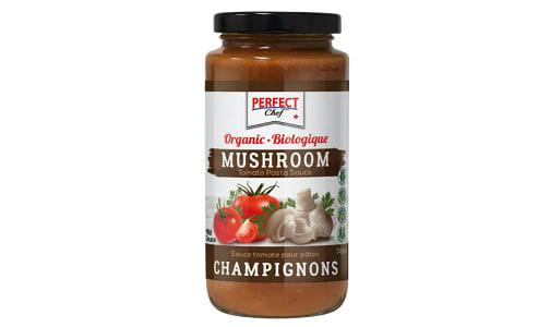 Organic Mushroom Pasta Sauce- Code#: SA0663