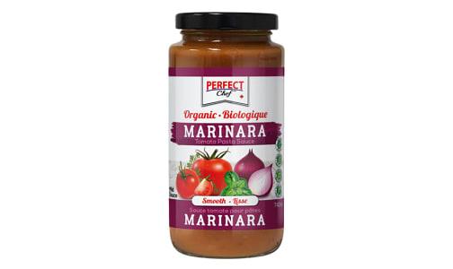 Organic Marinara Pasta Sauce- Code#: SA0677