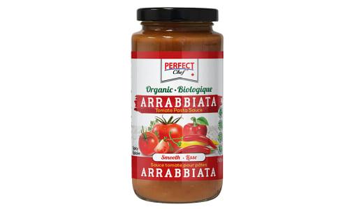 Organic Arrabiata Pasta Sauce- Code#: SA0684