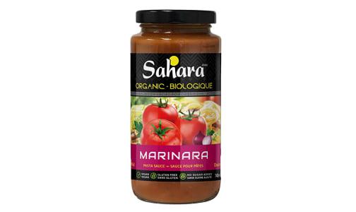 Organic Marinara Mild Pasta Sauce- Code#: SA0725
