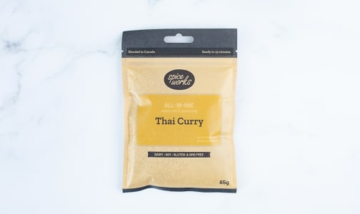 All-In-One Thai Curry- Code#: SA0736