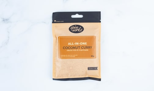 All-In-One Coconut Curry- Code#: SA0737