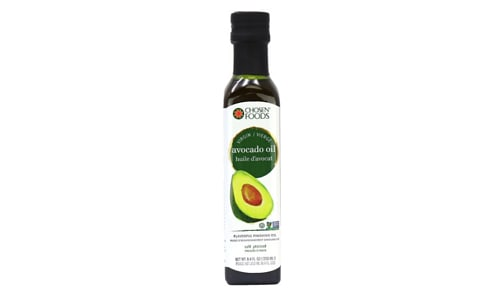 Extra Virgin Avocado Oil- Code#: SA0739