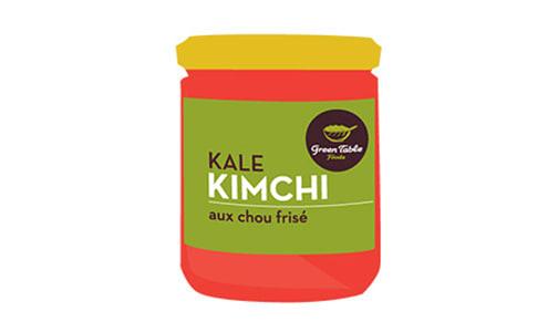 Kale Kim-Chi- Code#: SA0777