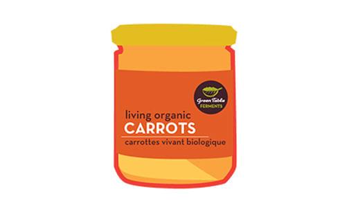 Organic Living Carrots- Code#: SA0778