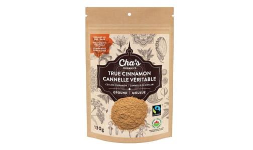 Organic True Cinnamon, Ground- Code#: SA0829