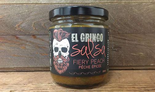 Fiery Peach Salsa- Code#: SA0898