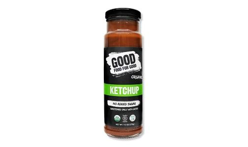 Organic Classic Ketchup- Code#: SA0899