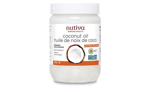 Organic Refined Coconut Oil- Code#: SA0918