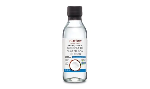 Organic Liquid Coconut Oil- Code#: SA0937
