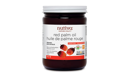 Organic Red Palm Oil- Code#: SA0939