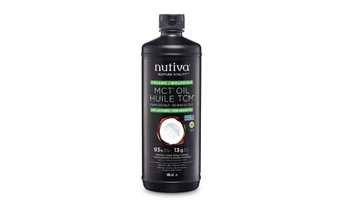 Organic MCT Coconut Oil- Code#: SA0944