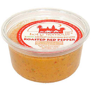 Roasted Red Pepper Homous- Code#: SA0952