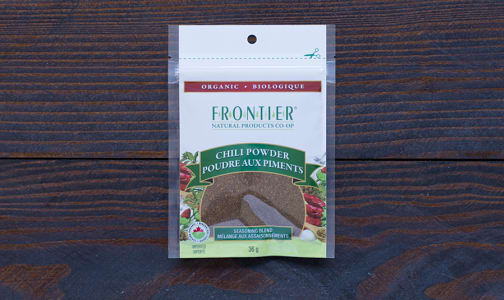 Organic Chili Powder- Code#: SA0962