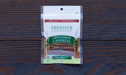 Organic Cinnamon Sticks- Code#: SA0963