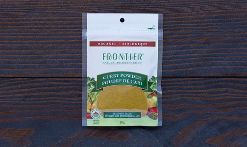 Organic Curry Powder- Code#: SA0965