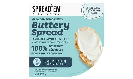 Fermented Cashew Buttery Spread- Code#: SA1005