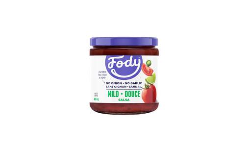 Mild Salsa - Low FODMAP!- Code#: SA1006