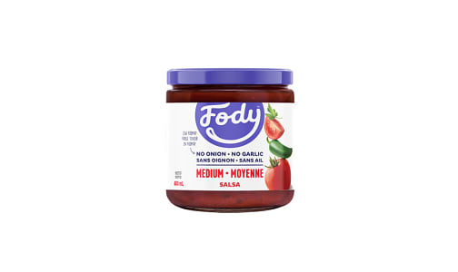 Medium Salsa - Low FODMAP!- Code#: SA1007