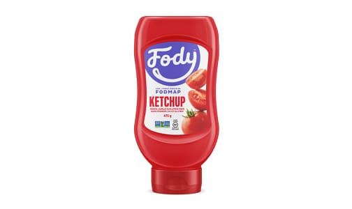 Tomato Ketchup - Low FODMAP!- Code#: SA1011
