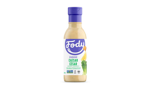 Ceasar Salad Dressing - Low FODMAP!- Code#: SA1012