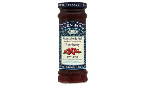 Red Raspberry Jam Preserve- Code#: SA1028
