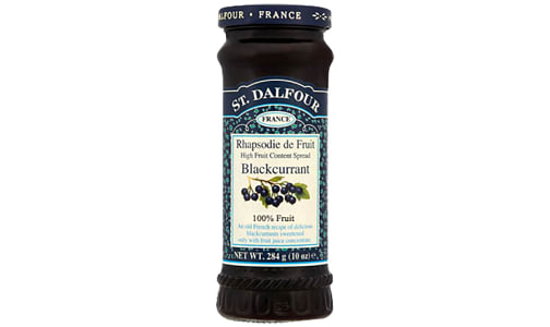 Blackcurrent Jam Preserve- Code#: SA1029
