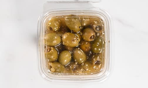 Pitted Deli Olives- Code#: SA1077