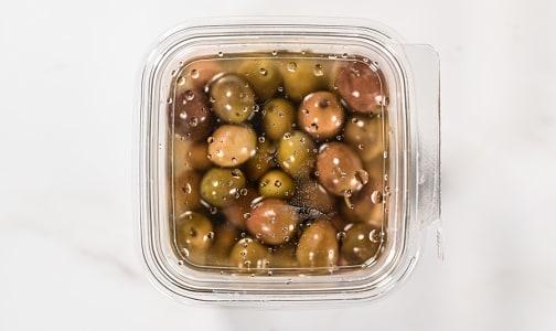 Sicilian Hot Mixed Olives- Code#: SA1078