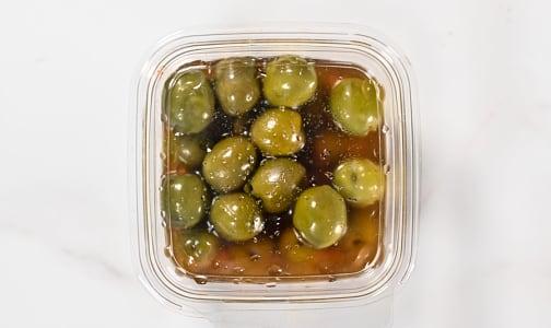 Whole Castelvetrano Olives- Code#: SA1084