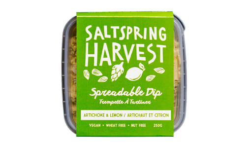 Artichoke and Lemon Spreadable Dip- Code#: SA1086