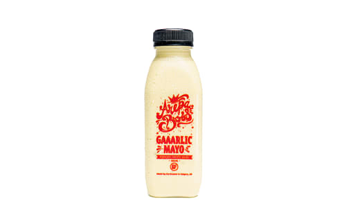Gaaarlic Mayo Sauce- Code#: SA1089