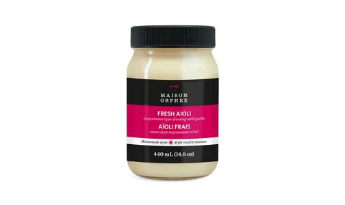 Garlic Aioli Mayonnaise- Code#: SA1109