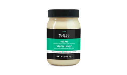 Egg Free Vegan Mayonnaise- Code#: SA1110
