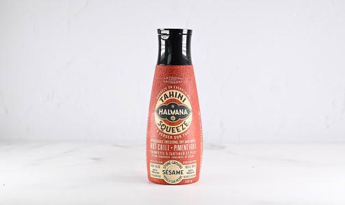 Tahini Squeeze Bottle - Hot Chilli- Code#: SA1135