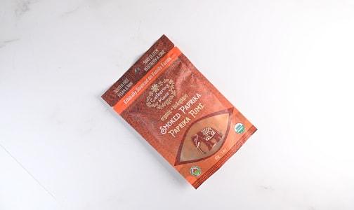 Organic Paprika Smoked, Powder- Code#: SA1138