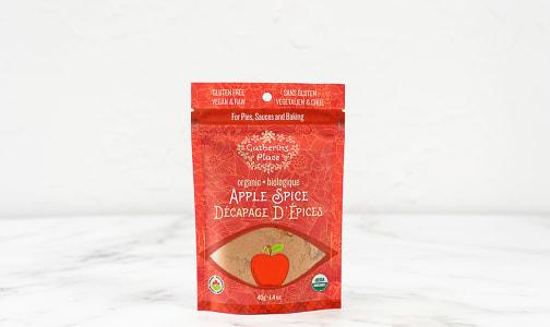 Organic Apple Spice- Code#: SA1162
