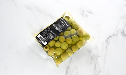 Pitted Castelvetrano Olive Pouch- Code#: SA1174