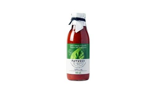Basil Sauce- Code#: SA1190