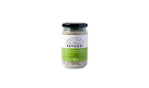 Sea Salt with Fresh Herbs- Code#: SA1195