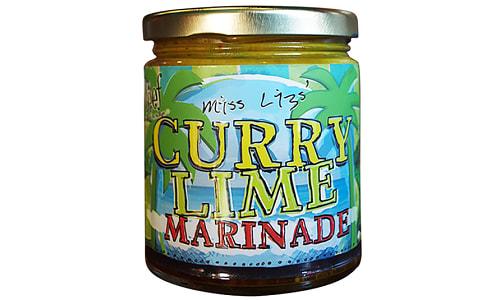 Miss Liz's Curry Lime Marinade- Code#: SA1215