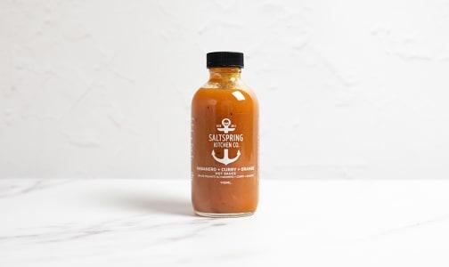 Hot Sauce, Habanero + Curry + Orange- Code#: SA1272