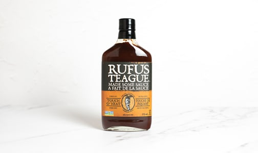 Touch Of Heat Bbq Sauce- Code#: SA1287