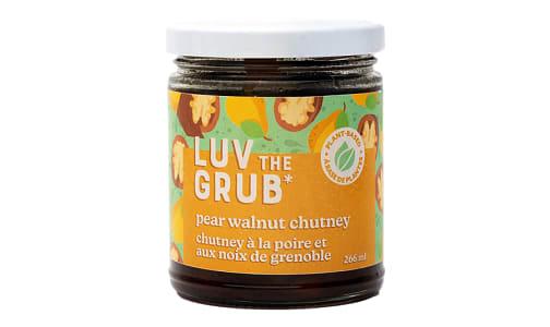 Pear Walnut Chutney- Code#: SA1316