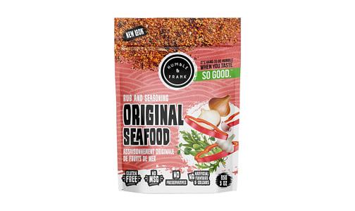 Original Seafood Rub- Code#: SA1332
