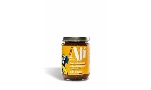 Chunky Chili Sauce, Mild- Code#: SA1348