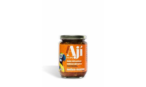 Chunky Chili Sauce, Medium- Code#: SA1349