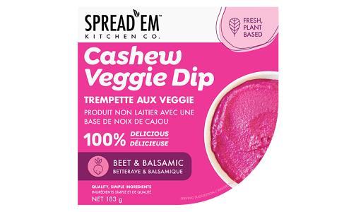 Beet & Balsamic Dip- Code#: SA1360
