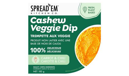 Carrot & Chili Dip- Code#: SA1362