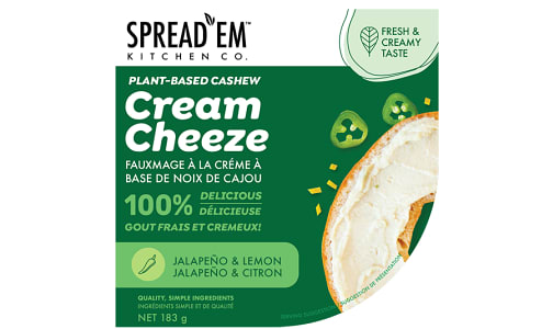 Jalapeno & Lemon Spread- Code#: SA1363